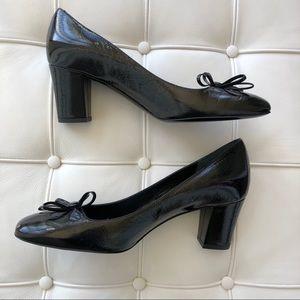 Brand New Jill Stuart Patent Heel Shoe 38.5